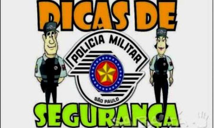 Polícia Militar dá dicas de segurança para eventos