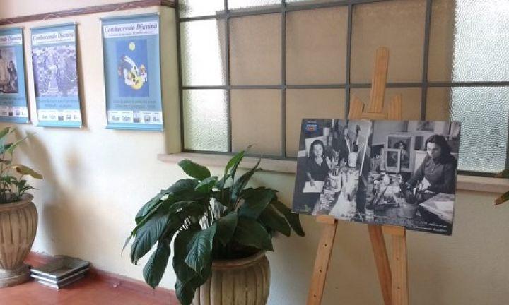 Mostra no Paço Municipal lembra os 40 anos da morte da pintora Djanira