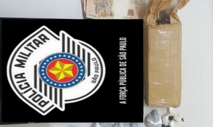 Força Tática prende indivíduos que venderiam drogas na feira da lua
