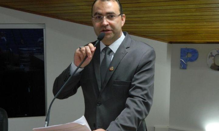 Flávio Zandoná pede volta de câmeras de segurança no centro da cidade