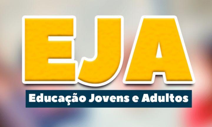 Educação para Jovens e Adultos tem inscrições para o segundo semestre