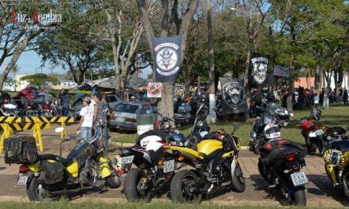 Encontro de Motociclistas começa hoje em Avaré