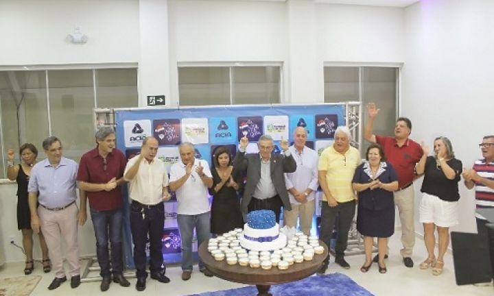 ACIA comemora 86 anos e lança aplicativo próprio de internet