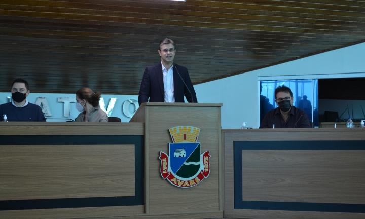 Vice-governador participa de audiência sobre criação de microrregião de Avaré