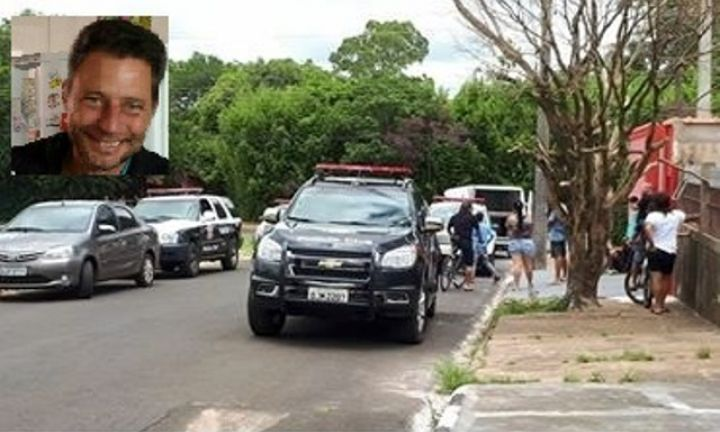 Osvaldinho teria sido visto com dois indivíduos na madrugada de domingo