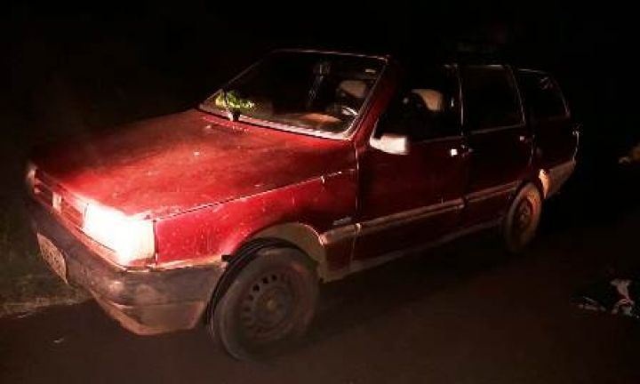 Polícia Militar recupera carro furtado em Avaré