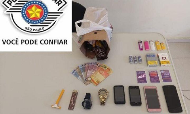 Menores infratores são apreendidos por furto no Costa Azul