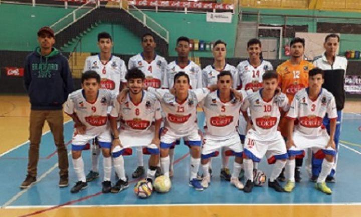 Avaré segue líder de grupo em Liga Paulista de Futsal