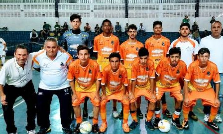 Futsal avareense presente em mais uma final