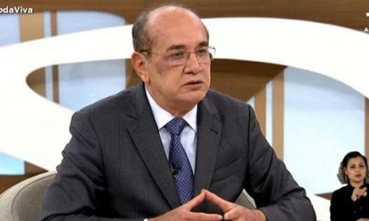 Avareenses protestam contra Gilmar Mendes na TV Cultura