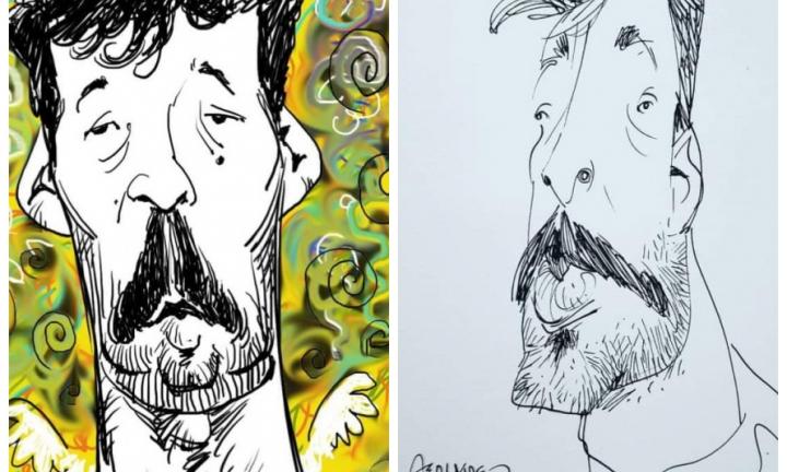 Artistas prestam homenagem a J. Grassi, falecido na quarta-feira
