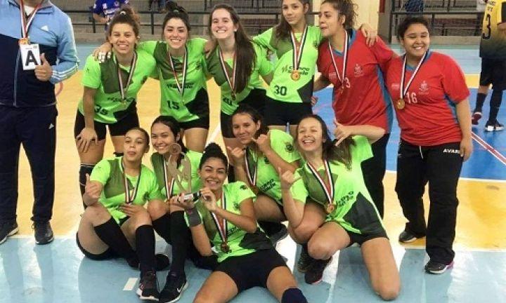 Handebol feminino vai disputar o campeonato paulista
