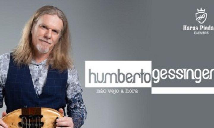 Neste sábado tem Humberto Gessinger no Haras Piedade
