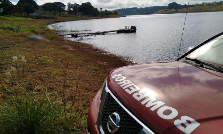 Homem morre após perder o equilíbrio e cair na represa em Arandu
