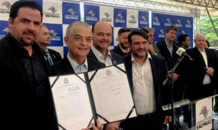 Horto Florestal está oficialmente municipalizado