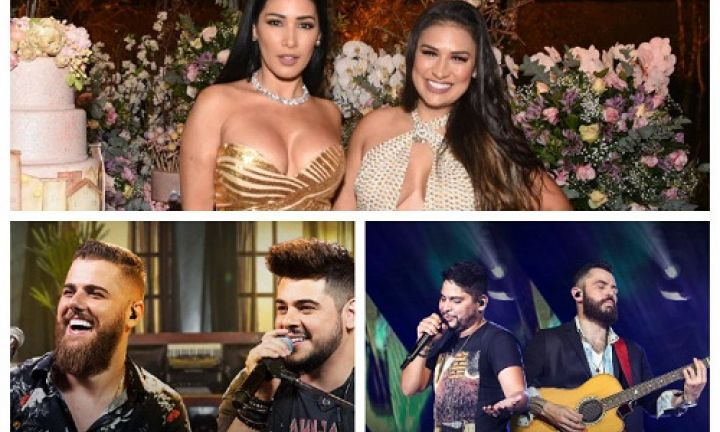 Emapa terá oito grandes shows a um custo aproximado de R$ 2 milhões