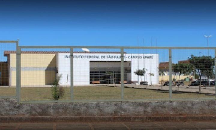 IFSP-Avaré oferece 200 vagas para cursos técnicos