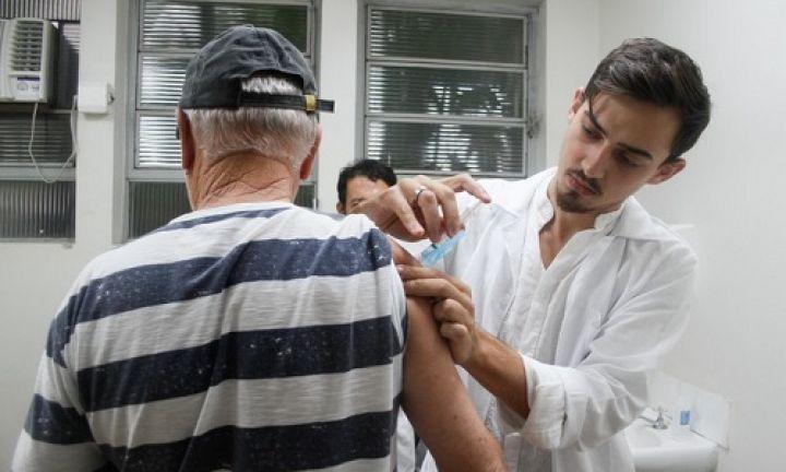 Vacinação contra a gripe é aberta para toda a população