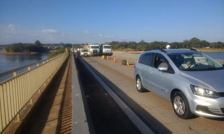Operação Pare e Siga na Ponte Carvalho Pinto começa nesta terça-feira