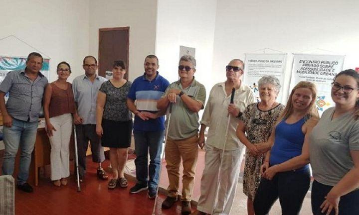 Projeto promove integração entre pessoas com deficiência visual
