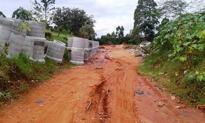 Obras da interligação Vera Cruz/Ipiranga estão suspensas