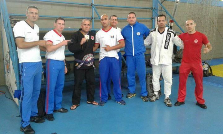 Policial Militar de Avaré é campeão de Jiu-Jitsu