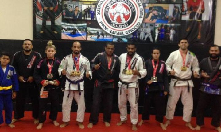 Avaré é ouro no Campeonato Paulista de Jiu Jitsu