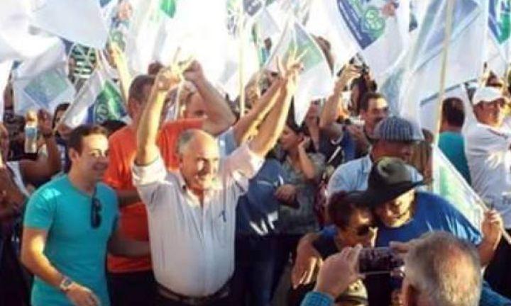 João Bosco vence eleição em Itatinga