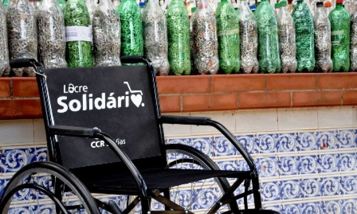 Escola de Avaré recebe cadeira de rodas nesta quarta