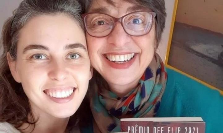 Avareenses Leila e Beatriz Grassi são premiadas na FLIP