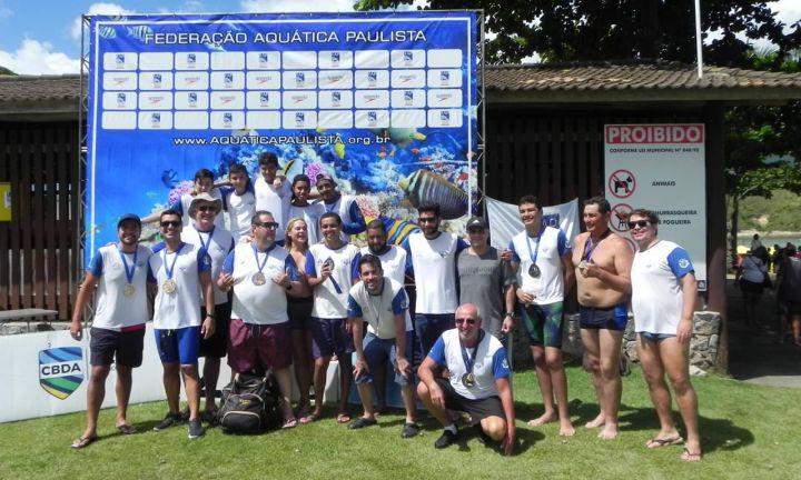 Avaré conquista o 3º lugar no Paulista de Maratonas Aquáticas