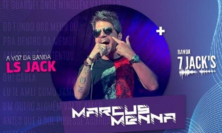 Ex-LS Jack, Marcus Menna se apresentará no The Bulldog Pub