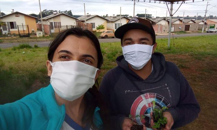 Programa incentiva produção de hortas sustentáveis em Avaré