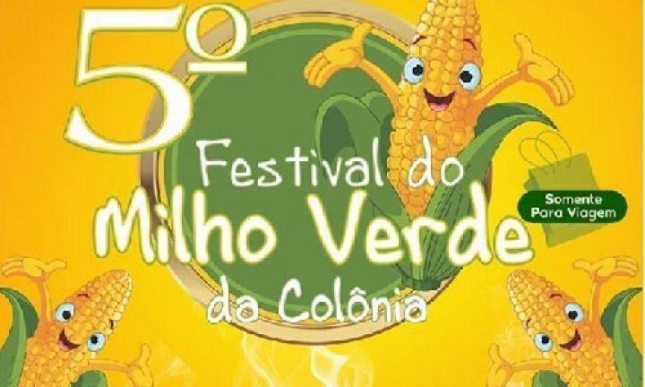 Sábado acontece o 5º Festival do Milho da Colônia Fraternidade
