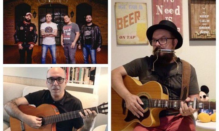 Músicos de Botucatu e Avaré compõem canções sobre a pandemia
