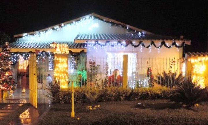 Arandu premia vencedores do Natal Iluminado