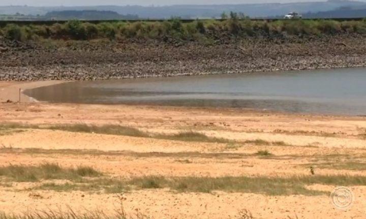 Represa de Avaré tem menor volume de água para o período desde 2010