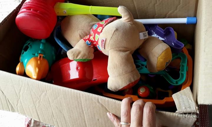 Voluntários pedem doações para realização da Festa do Dia das Crianças