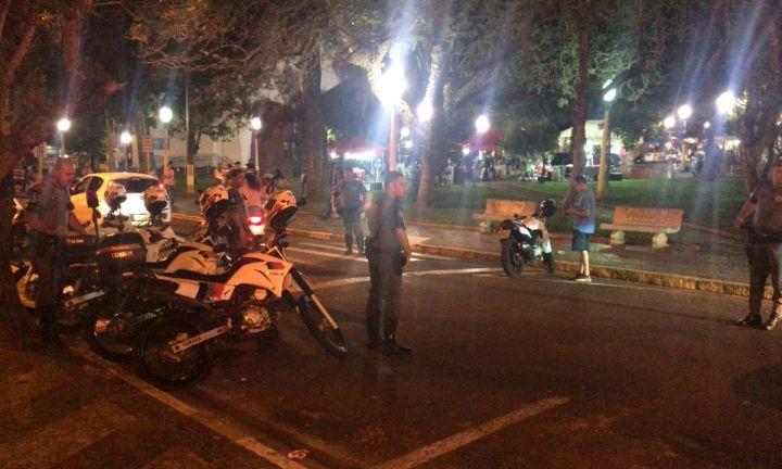 Polícia Militar aplica quase 90 multas em duas operações realizadas na sexta-feira