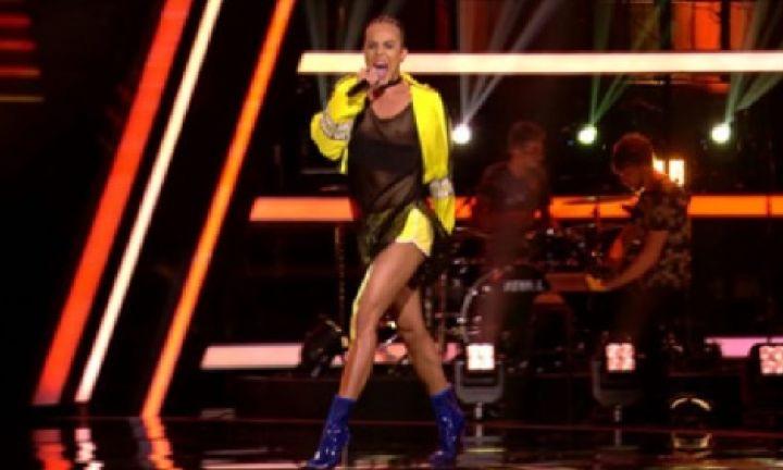 Taquaritubense rouba a cena no The Voice da Alemanha