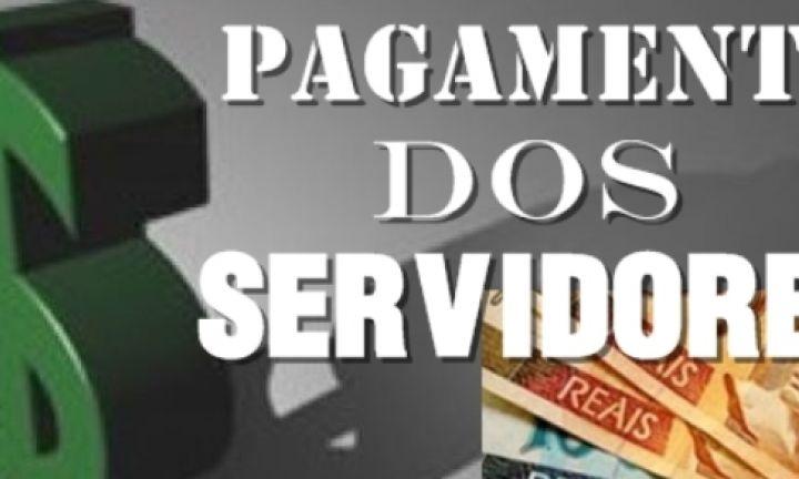 Salário dos servidores públicos será depositado nesta quinta-feira