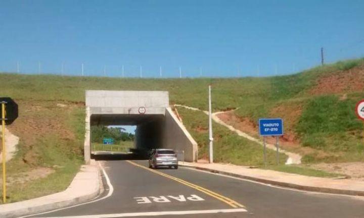 Estati questiona situação do túnel da Rua Alagoas