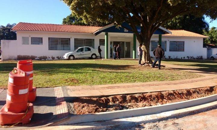 Pavimentação facilitará acesso ao posto de saúde do Bairro Ipiranga