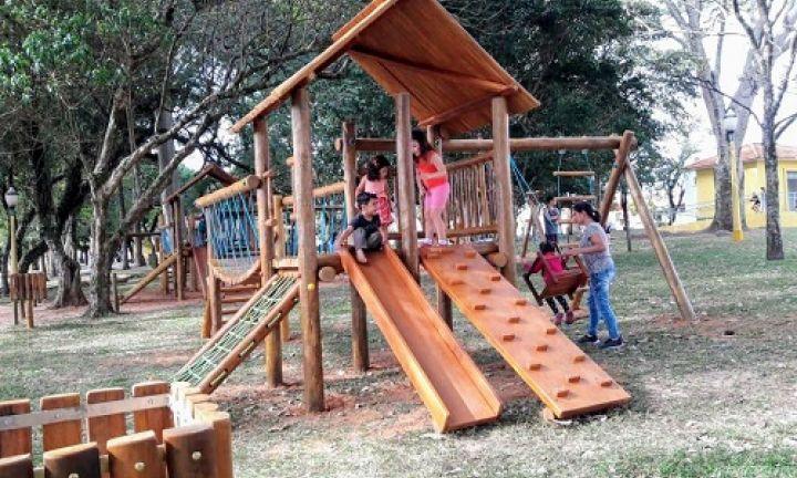 Festa das Crianças acontece neste sábado no bosque do CAIC
