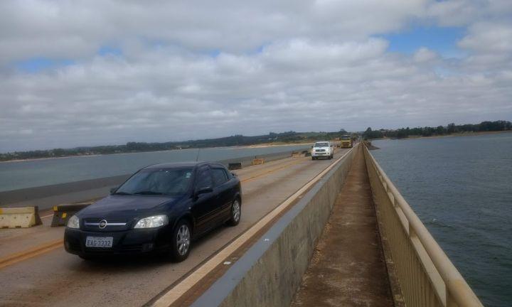 Ponte Carvalho Pinto terá Operação Pare e Siga até o dia 15