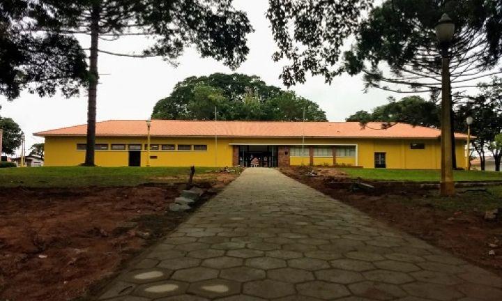 Prédios no Centro de Integração Cultural passam por revitalização
