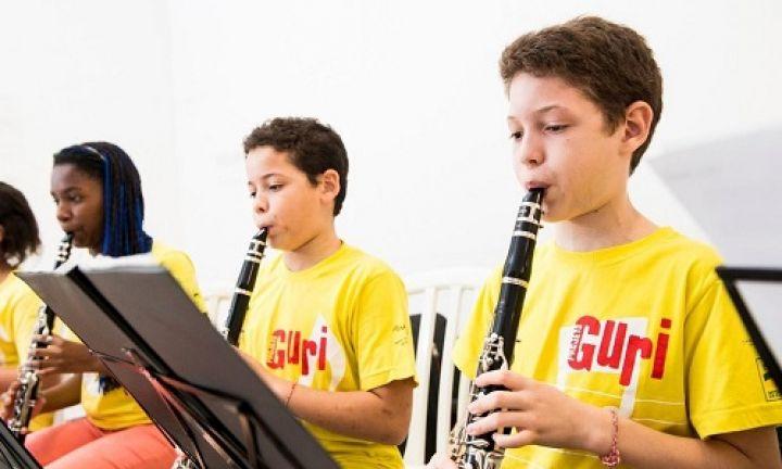 Projeto Guri tem programação especial para o Dia da Música