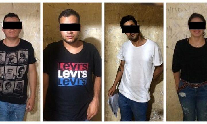 Quadrilha de colombianos é presa por furtos de celular na EMAPA