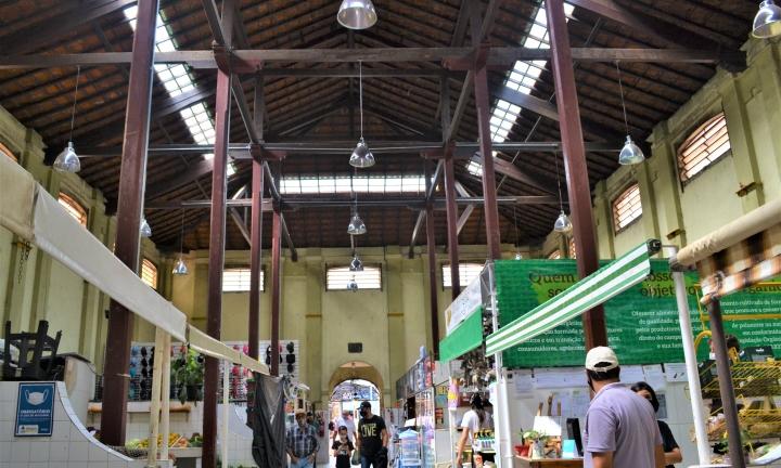 Reforma do Mercado Municipal entra em nova fase