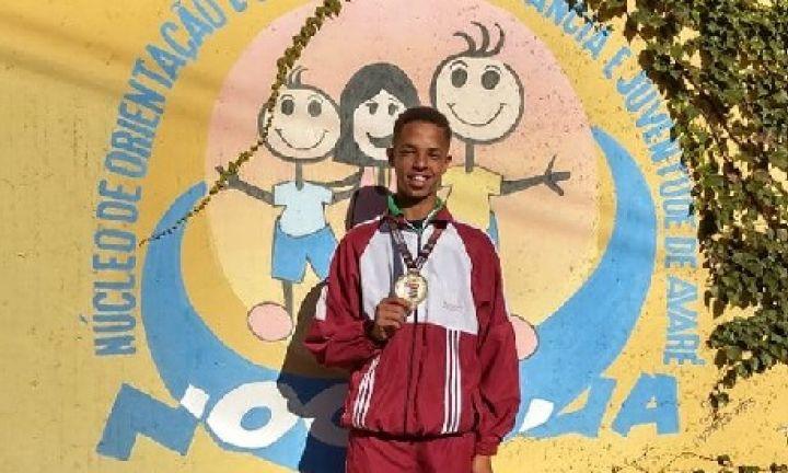 Atleta de projeto social se consagra campeão paulista de Karatê